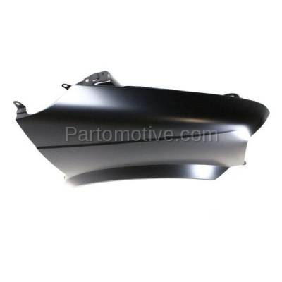 Aftermarket Replacement - FDR-1088R 95-05 Chevy Astro Van Front Fender Quarter Panel Right Side GM1241237 12388956 - Image 3