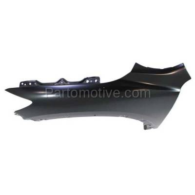 Aftermarket Replacement - FDR-1197L 13-16 CX5 Front Fender Quarter Panel Left Hand Driver Side MA1240170 KD5352211A - Image 2