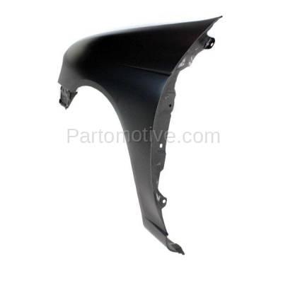 Aftermarket Replacement - FDR-1664L Front Fender Quarter Panel Driver Side LH Fits 00-06 Sentra NI1240168 F31015M030 - Image 3