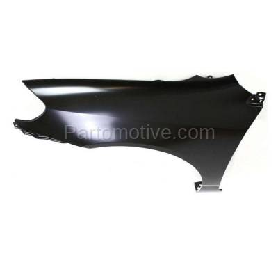 Aftermarket Replacement - FDR-1173L 03-08 Corolla CE/LE Front Fender Quarter Panel Driver Side TO1240183 5380202060 - Image 1