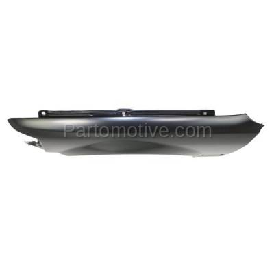 Aftermarket Replacement - FDR-1156L 88-91 Civic Front Fender Quarter Panel Left Driver Side HO1240108 60261SH4A00ZZ - Image 3