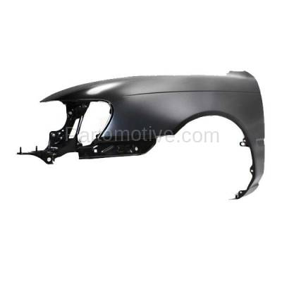 Aftermarket Replacement - FDR-1180L 93-97 Corolla Front Fender Quarter Panel Left Driver Side TO1240102 5380202050 - Image 2