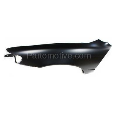 Aftermarket Replacement - FDR-1180L 93-97 Corolla Front Fender Quarter Panel Left Driver Side TO1240102 5380202050 - Image 3