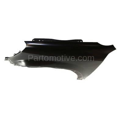 Aftermarket Replacement - FDR-1185L 02-06 CRV Front Fender Quarter Panel Left Driver Side LH HO1240156 60261SCAA90ZZ - Image 3