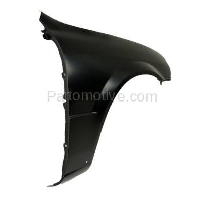 Aftermarket Replacement - FDR-1577R 02-03 Protege5 Front Fender Quarter Panel Passenger Side RH MA1241151 BN5V52111 - Image 3