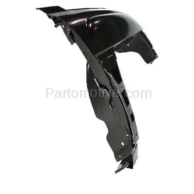 Aftermarket Replacement - FDR-1090R 02-06 Chevy Avalanche Front Fender Quarter Panel Right Side GM1241292 88980446 - Image 2