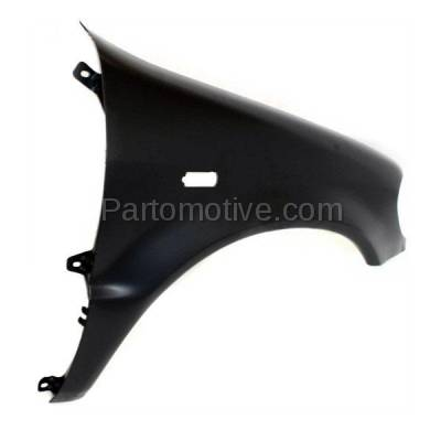 Aftermarket Replacement - FDR-1507R 98-99 ML-Class 163 Chassis Front Fender Quarter Panel Passenger Side MB1241119 - Image 3