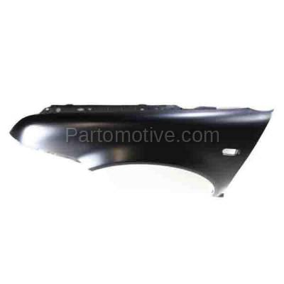 Aftermarket Replacement - FDR-1411L 99-05 VW Jetta Gen-4 Front Fender Quarter Panel Driver Side VW1240129 1J5821021 - Image 3