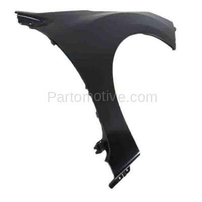 Aftermarket Replacement - FDR-1394R 12-16 Impreza Front Fender Quarter Panel Passenger Side SU1241136 57120FJ0009P - Image 3