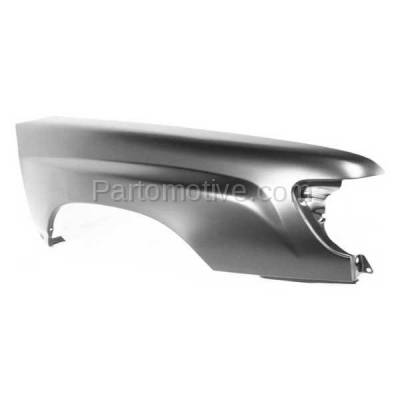 Aftermarket Replacement - FDR-1328R 98-02 Forester Front Fender Quarter Panel Passenger Side RH SU1241116 57120FC060 - Image 2