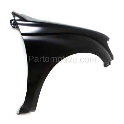 Aftermarket Replacement - FDR-1742R 95-00 Tacoma 4WD Front Fender Quarter Panel Passenger Side TO1241161 5381104070 - Image 3