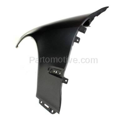 Aftermarket Replacement - FDR-1629R 00-06 S-Class Front Fender Quarter Panel Passenger Side RH MB1241124 2208800418 - Image 2