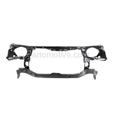 Aftermarket Replacement - RSP-1742 2001-2002 Toyota Corolla (CE, LE, S) Sedan 4-Door (1.8 Liter Engine) Front Center Radiator Support Core Assembly Primed Made of Steel - Image 1