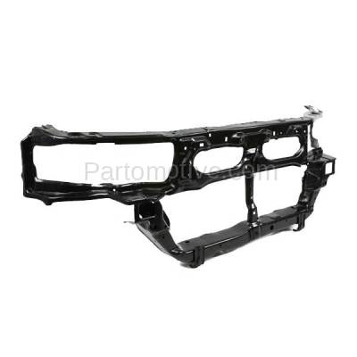 Aftermarket Replacement - RSP-1567 1999-2001 Mitsubishi Galant (DE, ES, GTZ, LS) Sedan 4-Door (2.4 & 3.0 Liter Engine) Front Center Radiator Support Core Assembly Steel - Image 2