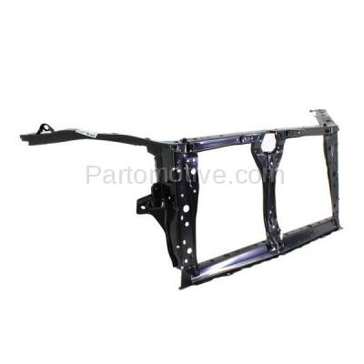 Aftermarket Replacement - RSP-1684 2012-2016 Subaru Impreza & 2013-2015 XV Crosstrek & 2016-2017 Crosstrek Front Center Radiator Support Core Assembly Primed Steel - Image 2