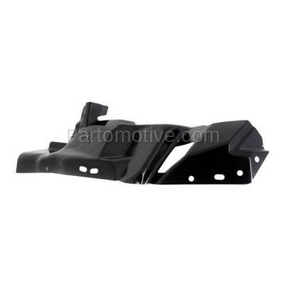 Aftermarket Replacement - RSP-1120R 2001-2010 Chrysler PT Cruiser (Convertible & Wagon) 2.4L Front Radiator Support Closure Panel Primed Steel Right Passenger Side - Image 2