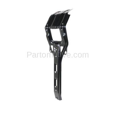Aftermarket Replacement - RSP-1335 2008-2010 Saturn Vue & 2012-2015 Chevrolet Captiva Sport Front Radiator Support Center Hood Latch Lock Support Bracket Steel - Image 2
