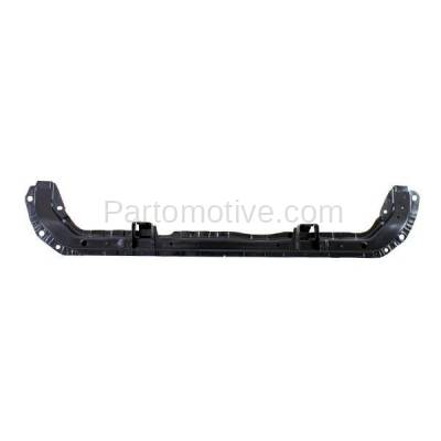 Aftermarket Replacement - RSP-1632 2014-2018 Nissan Rogue (S, SL, SV & Hybrid) Front Radiator Support Lower Crossmember Tie Bar Panel Primed Made of Steel - Image 1