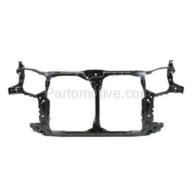 Aftermarket Replacement - RSP-1347 2001-2003 Honda Civic (Coupe & Sedan) (1.3 & 1.7 Liter Engine) Front Center Radiator Support Core Assembly Primed Made of Steel - Image 1