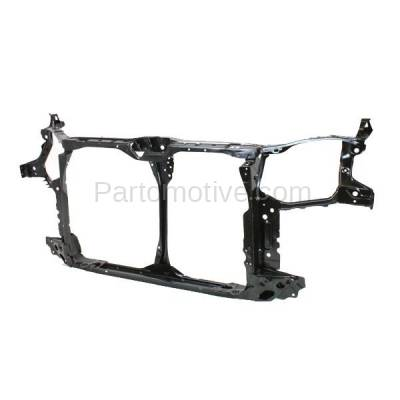 Aftermarket Replacement - RSP-1347 2001-2003 Honda Civic (Coupe & Sedan) (1.3 & 1.7 Liter Engine) Front Center Radiator Support Core Assembly Primed Made of Steel - Image 2