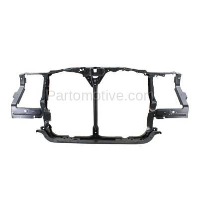 Aftermarket Replacement - RSP-1377 2003-2004 Honda Pilot (EX, LX) Sport Utility 4-Door (3.5 Liter V6 Engine) Front Center Radiator Support Core Assembly Primed Steel - Image 1