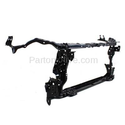Aftermarket Replacement - RSP-1332 2009-2010 Pontiac Vibe (AWD, Base, GT) Wagon 4-Door (1.8 & 2.4 Liter Engine) Front Radiator Support Core Assembly Primed Steel - Image 3