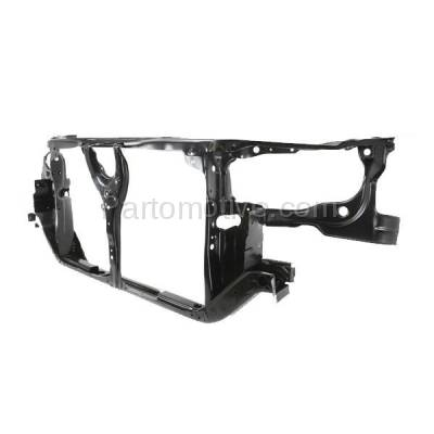 Aftermarket Replacement - RSP-1345 1998-2002 Honda Accord (Coupe & Sedan) (2.3 & 3.0 Liter Engine) Front Center Radiator Support Core Assembly Primed Made of Steel - Image 2