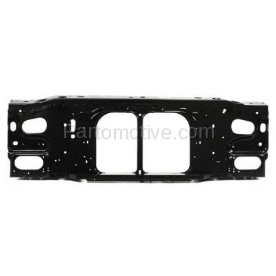 Aftermarket Replacement - RSP-1216 1995-1997 Ford Ranger Pickup Truck (Splash, Sport, STX, XL, XLT) Front Center Radiator Support Core Assembly Primed Made of Steel - Image 1