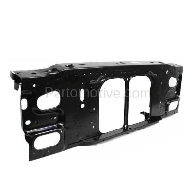 Aftermarket Replacement - RSP-1216 1995-1997 Ford Ranger Pickup Truck (Splash, Sport, STX, XL, XLT) Front Center Radiator Support Core Assembly Primed Made of Steel - Image 2