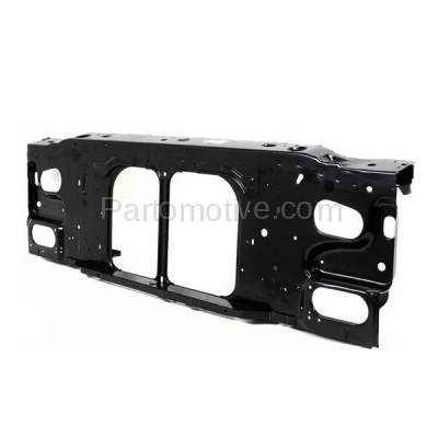Aftermarket Replacement - RSP-1216 1995-1997 Ford Ranger Pickup Truck (Splash, Sport, STX, XL, XLT) Front Center Radiator Support Core Assembly Primed Made of Steel - Image 3