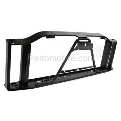 Aftermarket Replacement - RSP-1305 2003-2006 Cadillac Escalade & Avalanche/Suburban/Tahoe/Yukon & 2003-2007 Chevrolet/GMC Silverado/Sierra Pickup Truck Front Radiator Support - Image 2