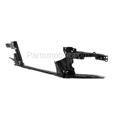 Aftermarket Replacement - RSP-1055 2000-2006 BMW X5 (3.0i, 4.4i, 4.6is, 4.8is) Front Center Radiator Support Core Assembly Upper Tie Bar Panel Primed Made of Steel - Image 2