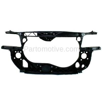 Aftermarket Replacement - RSP-1015 2002-2005 Audi A4 & A4 Quattro (Avant, Base) 3.0 Liter V6 (Sedan & Wagon) Front Radiator Support Core Assembly Panel Primed Plastic - Image 1