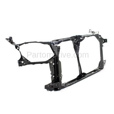 Aftermarket Replacement - RSP-1356 2002-2003 Honda Civic (Si, SiR) Hatchback 3-Door (2.0 Liter Engine) Front Center Radiator Support Core Assembly Primed Made of Steel - Image 3
