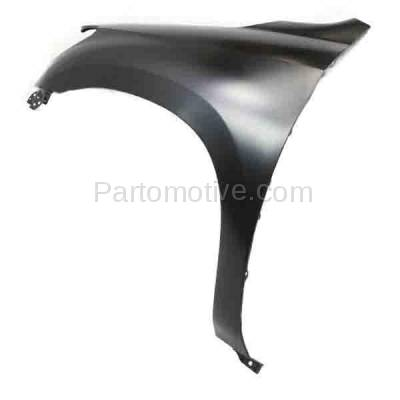Aftermarket Replacement - FDR-1790L Sequoia & Tundra Front Fender Quarter Panel Driver Side LH TO1240217 538020C170 - Image 2