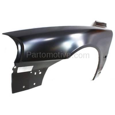 Aftermarket Replacement - FDR-1650L 99-06 S80 Sedan Front Fender Quarter Panel Left Driver Side VO1240111 86793528 - Image 2