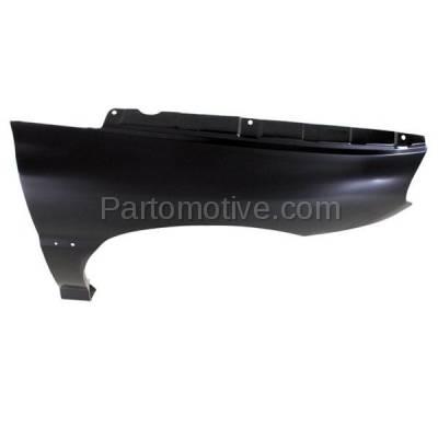 Aftermarket Replacement - FDR-1617R Front Fender Quarter Panel Passenger Side RH Fits 01-02 Rio KI1241103 0K32B52111 - Image 3