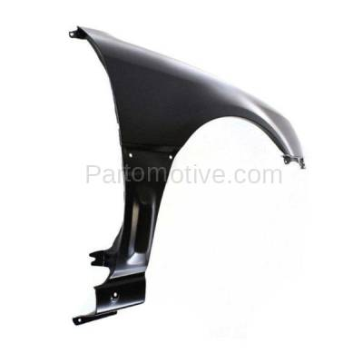 Aftermarket Replacement - FDR-1542R 00-04 Outback Front Fender Quarter Panel Passenger Side RH SU1241122 57120AE06A - Image 3