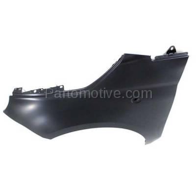 Aftermarket Replacement - FDR-1304L 12-16 500 Hatchback Front Fender Quarter Panel Driver Side FI1240100 68070509AC - Image 2