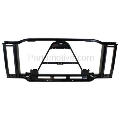 Aftermarket Replacement - RSP-1296 2007-2009 Chevrolet/GMC Silverado & Sierra 2500HD/3500HD Pickup Truck (6.6L Diesel) Front Center Radiator Support Core Assembly Aluminum - Image 1