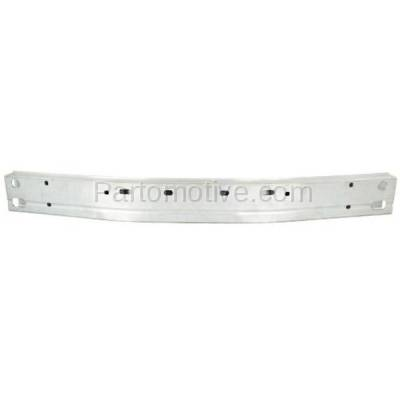 Aftermarket Replacement - BRF-1866RC 2008-2009 Toyota Highlander (To 02/2009 Production Date) Rear Bumper Impact Face Bar Crossmember Reinforcement Made of Aluminum - Image 1