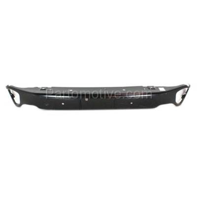 Aftermarket Replacement - BRF-1238FC 2004-2007 Buick Rainier & 2002-2009 Chevrolet/GMC Trailblazer/Envoy & 2005-2009 Saab 9-7x Front Bumper Crossmember Reinforcement Steel - Image 1