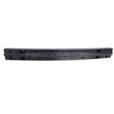 Aftermarket Replacement - BRF-1332RC 2010-2017 Chevrolet Equinox & GMC Terrain Rear Bumper Impact Face Bar Crossmember Reinforcement Beam Primed Made of Steel - Image 1