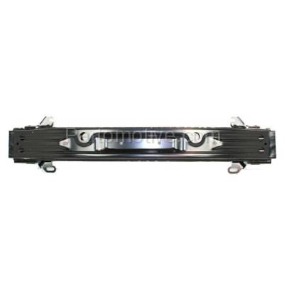 Aftermarket Replacement - BRF-1165FC 2007-2014 Ford Edge & 2007-2015 Lincoln MKX Front Bumper Impact Face Bar Crossmember Reinforcement Primed Made of Steel - Image 1