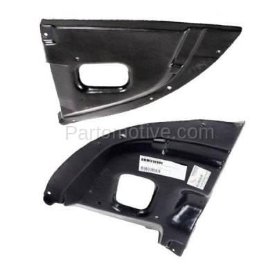Aftermarket Replacement - ESS-1503L & ESS-1503R 00-05 Eclipse Engine Splash Shield Under Cover Undercar Left Right Side SET PAIR - Image 2