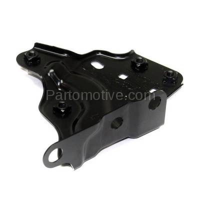 Aftermarket Replacement - RSP-1778L 2010-2015 Toyota Prius & 2012-2015 Prius Plug-In 1.5L Front Radiator Support Reinforcement Bracket Panel Made of Steel Left Driver Side - Image 2