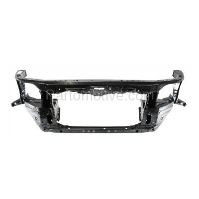 Aftermarket Replacement - RSP-1814 2008-2018 Toyota Sequoia & 2007-2010 Tundra Pickup Truck (V6/V8) Front Center Radiator Support Core Assembly Primed Made of Steel - Image 2