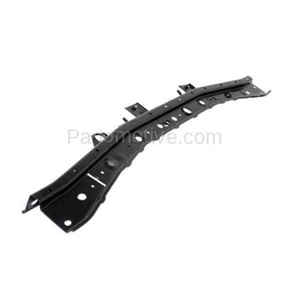 Aftermarket Replacement - RSP-1652 2014-2018 Nissan Versa Note 1.6L (Hatchback) Front Center Radiator Support Lower Crossmember Tie Bar Panel Primed Made of Steel - Image 2