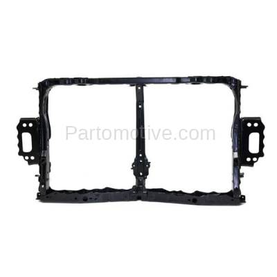 Aftermarket Replacement - RSP-1661 2016 Scion iM & 2017 2018 Toyota Corrola iM (Hatchback 4-Door) 1.8L Front Center Radiator Support Core Assembly Primed Steel - Image 1