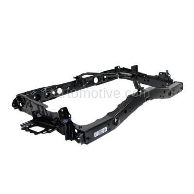 Aftermarket Replacement - RSP-1661 2016 Scion iM & 2017 2018 Toyota Corrola iM (Hatchback 4-Door) 1.8L Front Center Radiator Support Core Assembly Primed Steel - Image 2